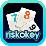 Okey - Risk Rummy Okey icon