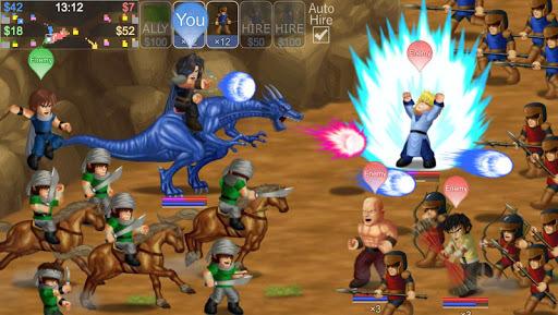 Hero Fighter X APK screenshot 1
