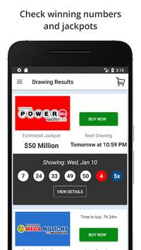 Michigan Lottery Mobile APK screenshot 1