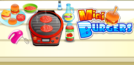 Mini Burgers, Cooking Games pc screenshot