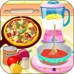 Yummy Pizza, Cooking Game for pc icon