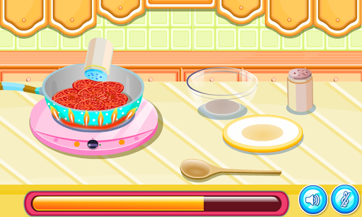 Yummy Pizza, Cooking Game APK screenshot 1