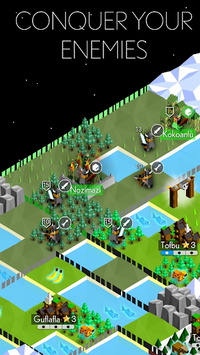The Battle of Polytopia APK screenshot 1