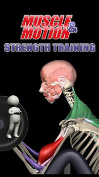 Strength Training by Muscle & Motion APK screenshot 1