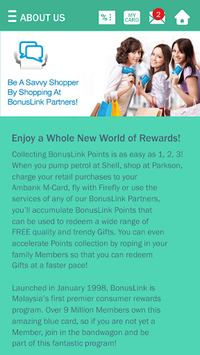 BonusLink –Lifestyle & Loyalty APK screenshot 1