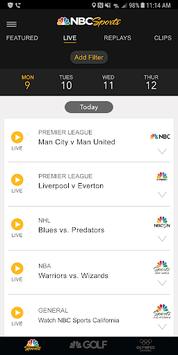 NBC Sports pc screenshot 2