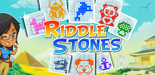 Riddle Stones - Cross Numbers pc screenshot