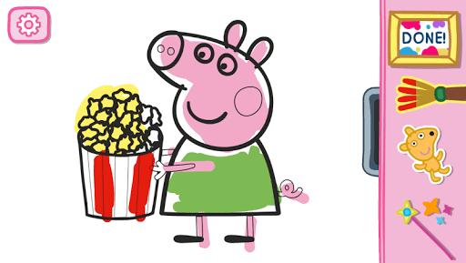 Peppa Pig: Paintbox APK screenshot 1