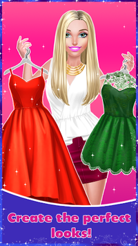 Fashion Doll Dress Up APK screenshot 1