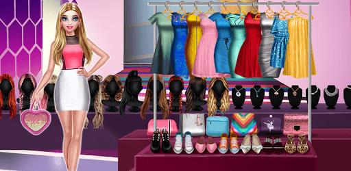 Mall Girl Dress Up Game pc screenshot