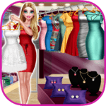 Mall Girl Dress Up Game icon