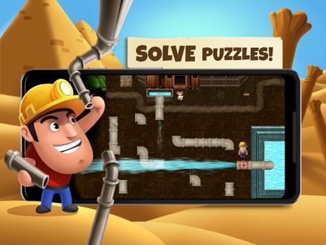 Diggy's Adventure APK screenshot 1