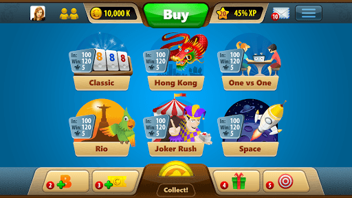 Rummy World APK screenshot 1