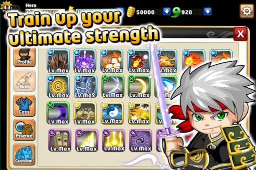 Ninja ZET APK screenshot 1