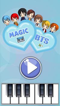 Magic Tiles - BTS Edition (K-Pop) APK screenshot 1
