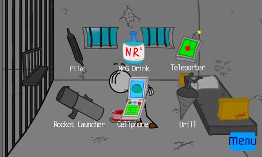 Escaping the Prison APK screenshot 1
