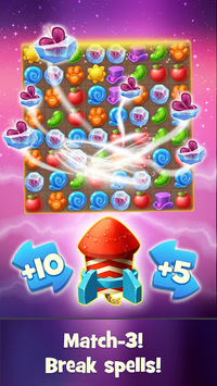 Frost Journey APK screenshot 1