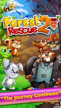 Forest Rescue 2 Friends United APK screenshot 1