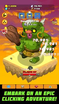 Clicker Heroes APK screenshot 1