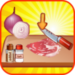 cookies cooking girls game icon