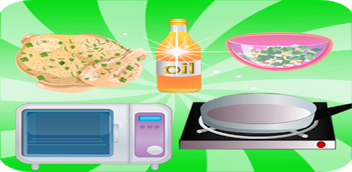 games girl cooking chicken pc screenshot