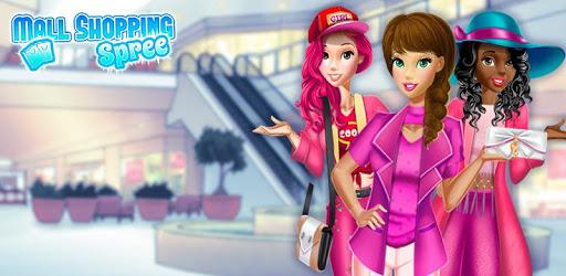 Mall Shopping Spree Dress Up pc screenshot