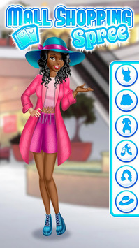Mall Shopping Spree Dress Up APK screenshot 1