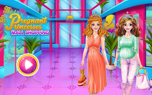 Princesses Mall Shopping APK screenshot 1