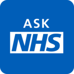 Ask NHS icon