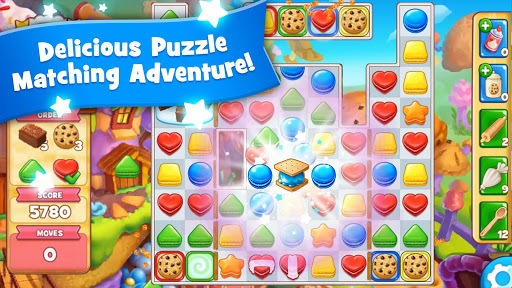 Cookie Jam - Match 3 Games & Free Puzzle Game APK screenshot 1