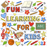 Brain Gym : Kids & Parents Learning Games MultiAge icon
