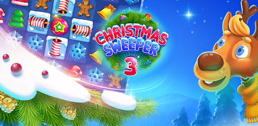 Christmas Sweeper 3 pc screenshot