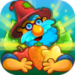 Farm Charm - Match 3 Blast King Games icon