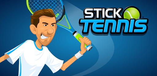 Stick Tennis pc screenshot