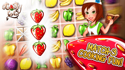 Tasty Tale: puzzle cooking game APK screenshot 1