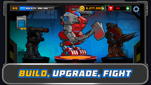 Super Mechs APK screenshot 1