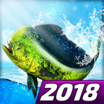 Let's Fish: Sport Fishing Games. Fishing Simulator icon