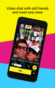 Tinychat - Group Video Chat APK screenshot 1