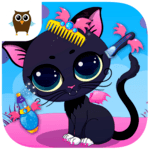 Little Witches Magic Makeover icon