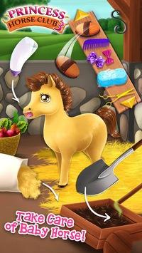 Princess Horse Club 3 APK screenshot 1