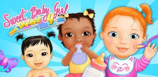 Sweet Baby Girl - Daycare pc screenshot