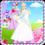 Princess Wedding DressUp icon