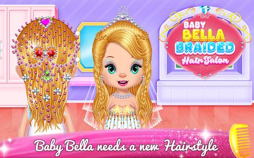 Little Bella Braided Hair Salon APK screenshot 1