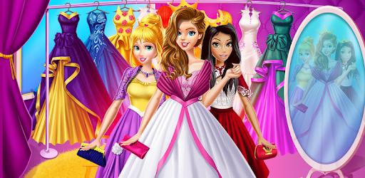 Dress Up Royal Princess Doll pc screenshot