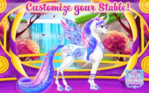 My Little Unicorn 🦄 Magic Horse APK screenshot 1