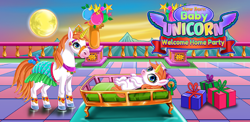 Newborn Unicorn Welcome Party pc screenshot