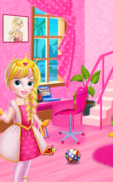 Princess Castle Room APK screenshot 1