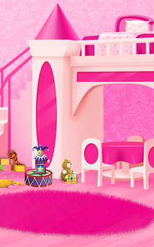 Princess Castle Room APK screenshot 1