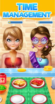 Princess Cooking Stand APK screenshot 1