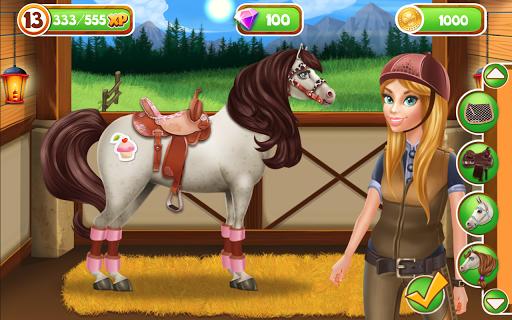 Princess Horse Caring 2 APK screenshot 1